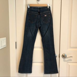 Miss Sixty Jeans - Miss Sixty mid-rise slim bootcut jeans size 24